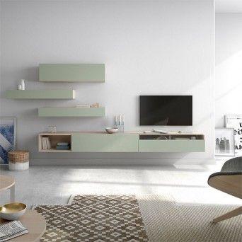 comprar salon moderno en muebles lara