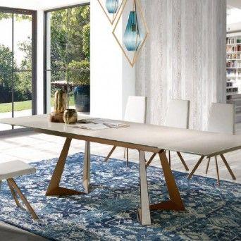 Mesa de comedor extensible Infinity