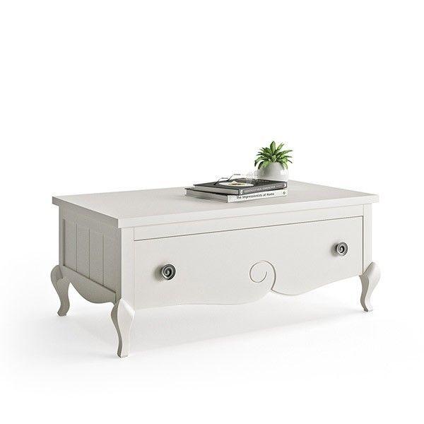 comprar muebles de centro de estilo rustico
