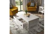 comprar muebles de centro de estilo rustico en Muebles Lara