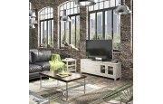 comprar muebles de TV de estilo rustico