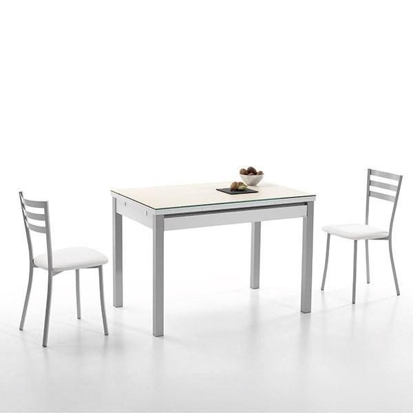 Mesa extensible cerámica Okey