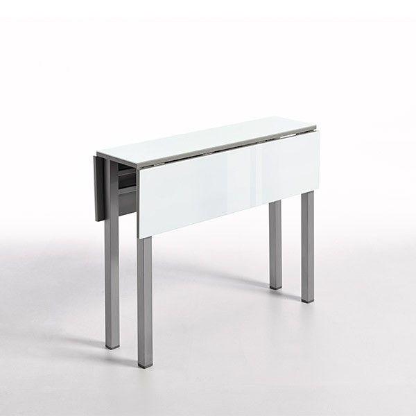 Mesa abatible Pol Cristal