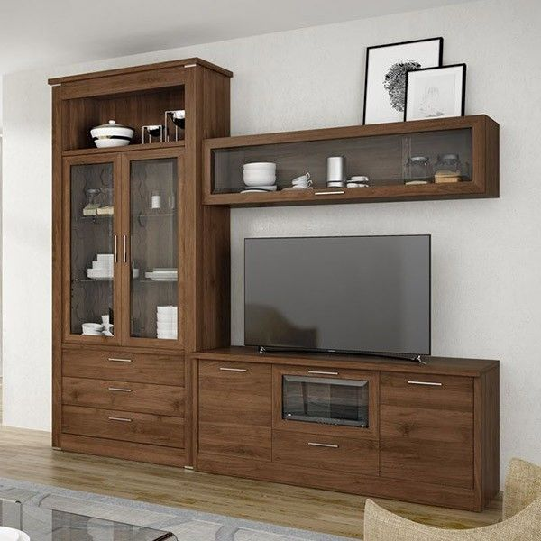 composicion de salon clasica en muebles lara