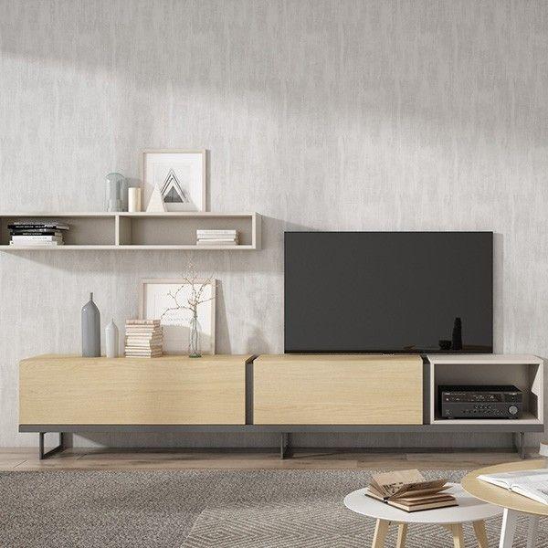 Comprar online mueble de televisión moderno