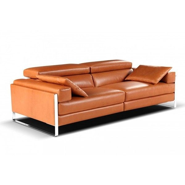 Comprar sofá de piel Romeo relax