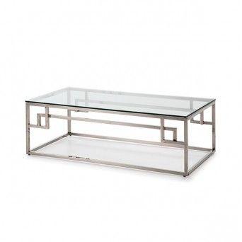 Comprar online mesa de centro cristal