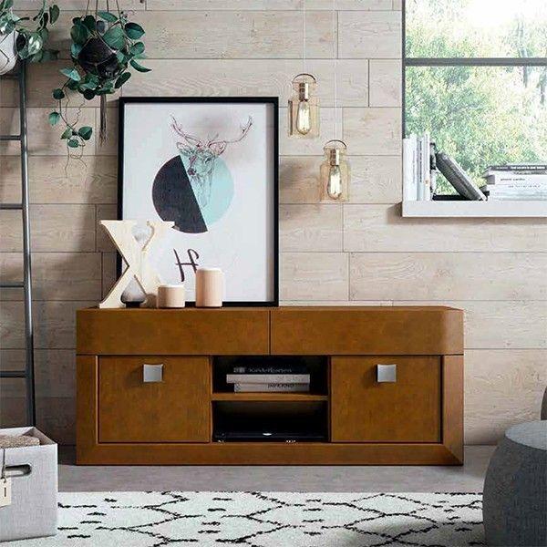 Mueble TV Neva de estilo contemporáneo.