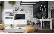 composición de salón neva de muebles lara