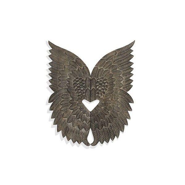 Figura decorativa Wings Wall en Muebles Lara