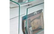 revistero moderno de cristal templado Freya