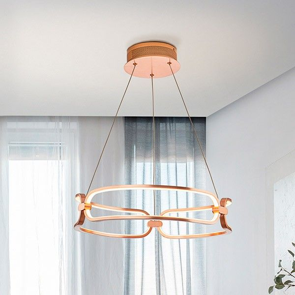 Lámpara colgante Colette 2