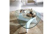 mesa de centro de diseño en Muebles Lara