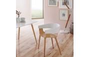 silla moderna en muebles lara