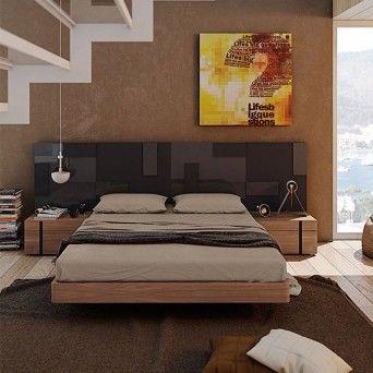 comprar online dormitorio de matrimonio de estilo moderno