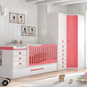 comprar muebles para dormitorio infantil