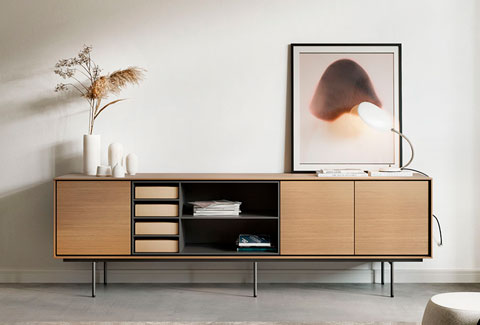 Mueble TV Moss 008 de Loyra